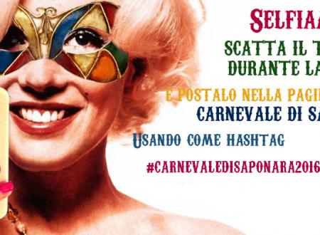 Selfie Carnevale Saponarese
